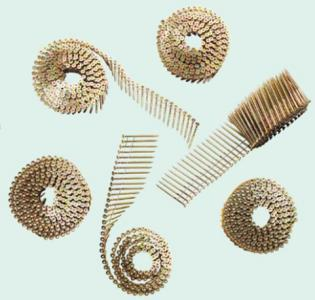 COIL SCREW NAILS